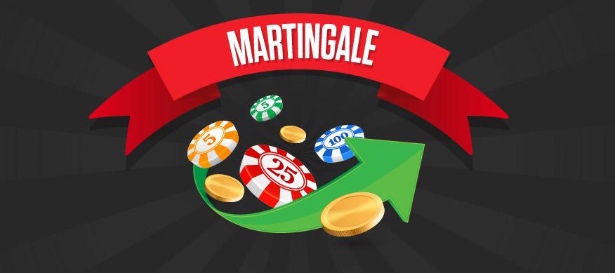 Стратегия Мартингейла в казино
